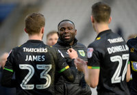 Colchester United v Yeovil Town, Colchester, UK - 17 Mar 2018