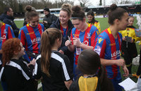 Crystal Palace Ladies v Swindon Town Ladies, London - UK - 4 Mch 2018