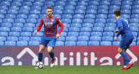 Crystal Palace U23s v Cardiff City U23s, London - UK - 13th Mch 2018