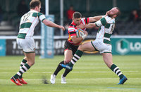 Ealing Trailfinders v Cornish Pirates, Ealing, UK - 31 Mar 2018