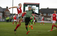 Fleetwood Town v Plymouth Argyle, Fleetwood, UK - 10 March 2018