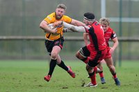 Hartpury v Cornish Pirates, Hartpury, UK - 17 Mar 2018