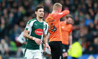 Plymouth Argyle v Southend United, Plymouth, UK - 30 March 2018