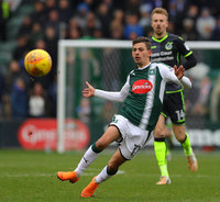 Plymouth Argyle v Bristol Rovers, Plymouth, UK - 17 Mar 2018
