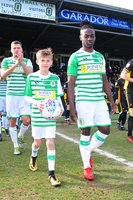 Yeovil Town v Newport County, Yeovil, UK - 10 Mar 2018