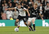 Derby County  v Fulham, Derby, UK - 11 May 2018