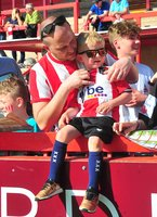 Exeter City v Colchester United, Exeter, UK - 5 May 2018