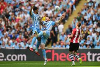 Coventry City v Exeter City, Wembley, UK - 28 May 2018