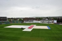 Somerset CCC v Hampshire CCC D1, Taunton, UK - 11 May 2018