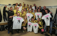Buckland Athletic LFC v Cheltenham LFC, Newton Abbot, UK - 11 Nov 2018