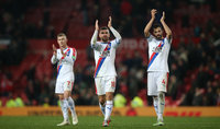 Manchester United  v Crystal Palace, Manchester - 24 November 20