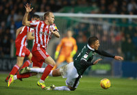 Plymouth Argyle v Sunderland, Plymouth, UK - 3 Nov 2018