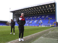 Tranmere Rovers v Exeter City, Tranmere - UK - 3 Nov 2018