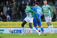Yeovil Town v Stockport County, Yeovil, UK - 10 Nov 2018