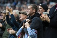 West Ham Unied F.C. V Burnley F.C., Stratford, UK - 3rd November