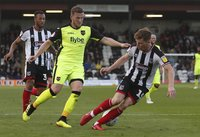 Grimsby  v Exeter City, Grimsby, UK - 20 Oct 2018