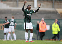 Plymouth Argyle v AFC Wimbledon, Plymouth, UK - 6 Oct 2018