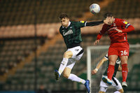 Plymouth Argyle v Swindon Town, Plymouth, UK - 9 Oct 2018