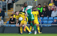 Oxford United v Plymouth Argyle, Oxford, UK - 13 Oct 2018