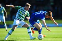 Yeovil Town v Tranmere Rovers, Yeovil, UK - 20 Oct 2018