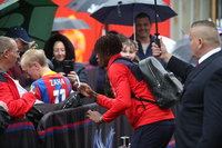 Crystal Palace v Newcastle United, Croydon, UK - 22 Sep 2018