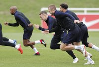 England Training Session, St Georges Park, UK - 10 Sep 2018