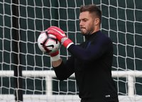 England Training Session, St Georges Park, UK - 07 Sep 2018