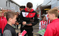 Exeter City v Notts County, Exeter, UK - 8 Sep 2018