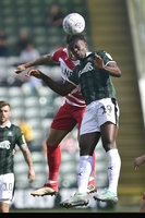 Plymouth Argyle v Doncaster Rovers, Plymouth, UK - 29 Sep 2018