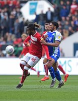 Bristol City v Wigan Athletic, Bristol, UK - 06 April 2019