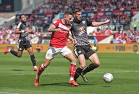 Bristol City v Reading, Bristol, UK - 18 April 2019