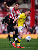 Brentford v Leeds United, London, UK - 22 Apr 2019