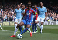 Crystal Palace v Manchester City, Croydon - 14 April 2019