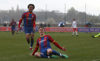 Crystal Palace U18s v Nottingham Forest U18s, Beckenham - 13 Apr
