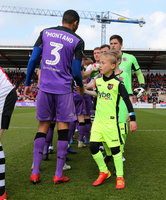 Exeter City v Port Vale, Exeter, UK - 13 Apr 2019