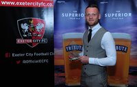 Exeter City End of Season Awards -  Exeter, UK - 27 Apr 2019