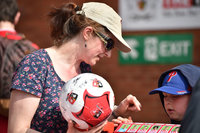 Exeter City v Crawley Town, Exeter, UK - 19 Apr 2019