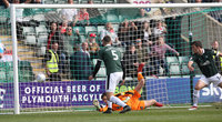 Plymouth Argyle v Charlton Athletic, Plymouth, UK - 6 April 2019