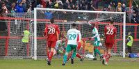 Accrington Stanley v Plymouth Argyle, Accrington, UK - 27 April