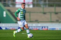 Yeovil Town v Crawley Town, Yeovil, UK - 13 Apr 2019