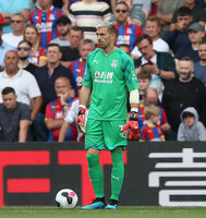 Crystal Palace v Aston Villa, Croydon - 31 August 2019