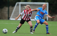 Exeter City Ladies v Larkhall Athletic WFC, Exeter, UK - 18 Aug 2019