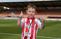 Exeter City v Mansfield Town, Exeter, UK - 31 Aug 2019