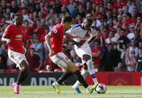 Manchester United v Crystal Palace, Manchester - 24 August 2019