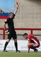 Morecambe  v Exeter City, Morecambe, UK - 24  Aug 2019