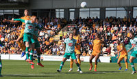 Newport County v Plymouth Argyle, Newport, UK -17 August 2019