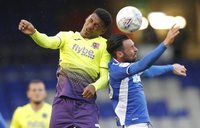 Oldham Athletic  v Exeter City, Oldham, UK - 20 Aug 2019