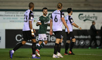 Plymouth Argyle v Salford City, Plymouth, UK - 20 Aug 2019