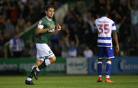 Plymouth Argyle v Reading, Plymouth, UK - 27 Aug 2019