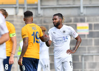 Torquay United v Boreham Wood, Torquay, UK - 03 Aug 2019